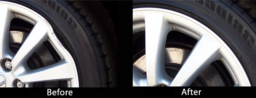 Bent Wheel Repair Houston Auto Repair Crack Bent Wheel Rim