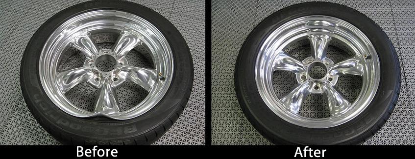 Chrome Wheel Repair Houston Wheel Repair